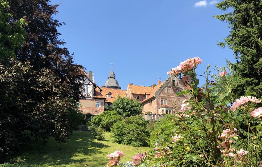 Schloss Augustenau Meine Familie